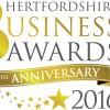 Herts BA 20th Anniversary